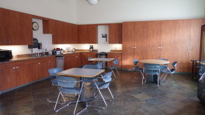 Kitchen/ Break Room Area